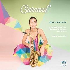Carneval - Fateyeva,Asya/Württembergisches Kammerorchester