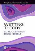 Wetting Theory (eBook, ePUB)