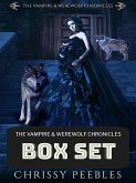The Vampire & Werewolf Chronicles Box Set (eBook, ePUB)