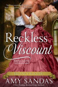 Reckless Viscount (Regency Rogues, #2) (eBook, ePUB)
