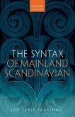 Syntax of Mainland Scandinavian