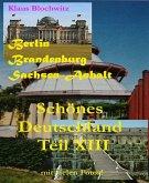 Schönes Deutschland Teil XIII (eBook, ePUB)