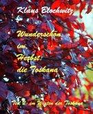 Wunderschön im Herbst: die Toskana (eBook, ePUB)
