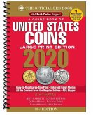 The Official Red Book: A Guide Book of United States Coins Large Print 2020 73rd Edition