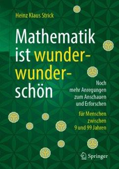 Mathematik ist wunderwunderschön