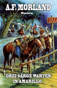 Drei Sarge warten in Amarillo