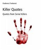 Killer Quotes (eBook, ePUB)