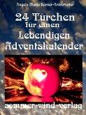 24 Türchen für einen Lebendigen Adventskalender (eBook, ePUB)