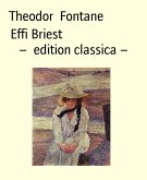 Effi Briest - edition classica - (eBook, ePUB)