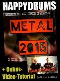 "Happydrums Play-Along Song ""Metal 2015"" (eBook, ePUB)"