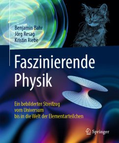 Faszinierende Physik - Bahr, Benjamin; Resag, Jörg; Riebe, Kristin