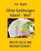 Ohne Geldsorgen leben! - Wie? (eBook, ePUB)
