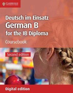 Deutsch im Einsatz Coursebook Digital Edition (eBook, ePUB) - Duncker, Sophie