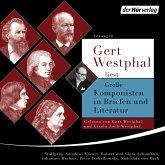 Gert Westphal liest: Große Komponisten in Briefen und Literatur (MP3-Download)