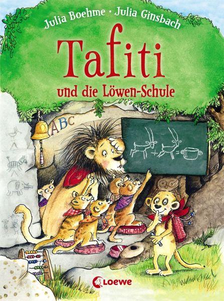 Buch-Reihe Tafiti von Julia Boehme