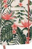 "Bullet Journal ""Coral Botanics"" 05"