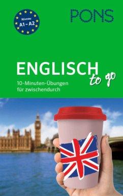 PONS Englisch-Übungen to go