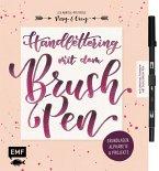 Handlettering mit dem Brush Pen: Grundlagen, Alphabete und Projekte