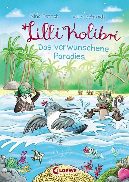 Buch-Reihe Lilli Kolibri