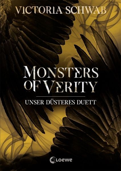 Buch-Reihe Monsters of Verity