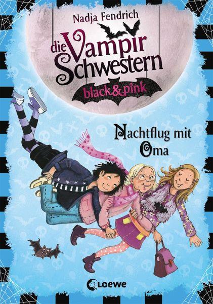 Buch-Reihe Die Vampirschwestern black & pink