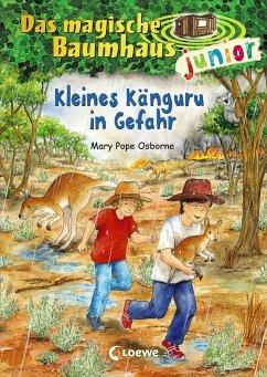 Kleines Känguru in Gefahr / Das magische Baumhaus junior Bd.18 - Pope Osborne, Mary