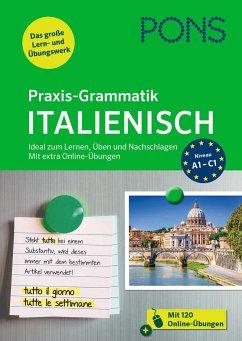 PONS Praxis-Grammatik Italienisch