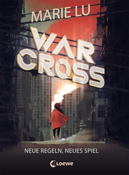 Buch-Reihe Warcross