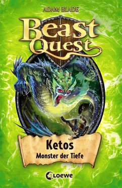 Ketos, Monster der Tiefe / Beast Quest Bd.53 - Blade, Adam