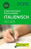 PONS Schülerwörterbuch Klausurausgabe Italienisch