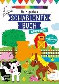 Mein großes Schablonen-Buch - Bauernhof