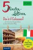 PONS 5-Minuten-Lektüren Italienisch A1 - Dov'è il Colosseo?
