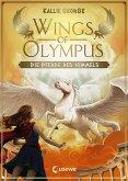 Die Pferde des Himmels / Wings of Olympus Bd.1
