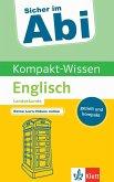 Kompakt-Wissen Englisch Landeskunde