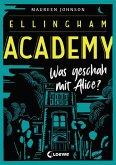Was geschah mit Alice? / Ellingham Academy Bd.1
