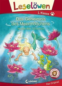 Leselöwen 1. Klasse - Das Geheimnis des Meermädchens - Wich, Henriette