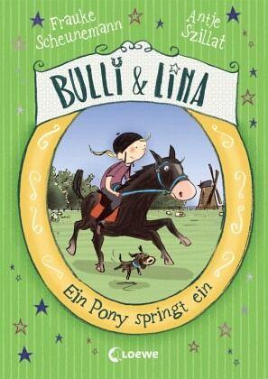 Buch-Reihe Bulli & Lina