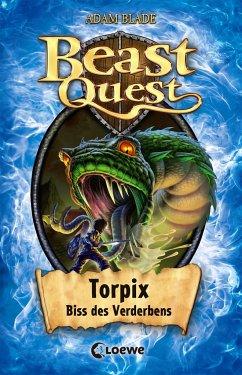 Torpix, Biss des Verderbens / Beast Quest Bd.54 - Blade, Adam