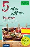 PONS 5-Minuten-Lektüren Spanisch A1 - Tapas y más