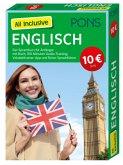 PONS All Inclusive Englisch. Sprachkurs für Anfänger