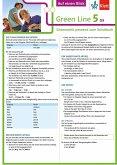 Green Line 5 G9 Klasse 9 Auf einen Blick. Grammatik passend zum Schulbuch