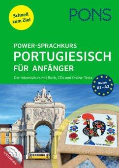 PONS Power-Sprachkurs Portugiesisch für Anfänger