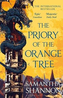 The Priory of the Orange Tree (eBook, ePUB) - Shannon, Samantha