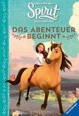 Spirit Wild und Frei: Das Abenteuer beginnt (Mängelexemplar)