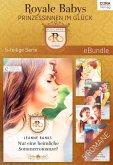 Royale Babys - Prinzessinnen im Glück (5-teilige Serie) (eBook, ePUB)