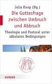 Die Gottesfrage zwischen Umbruch und Abbruch (eBook, PDF)