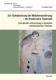Zur Globalisierung der Mädchenzeichnung - die Kreativserie Topmodel (eBook, PDF)
