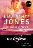Texas Hotzone - Heißes Spiel am Abgrund (3-teilige Serie) (eBook, ePUB)