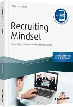 Recruiting Mindset - inkl. Augmented-Reality-App - Rechsteiner, Frank