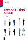 Personal und Arbeit (eBook, ePUB)